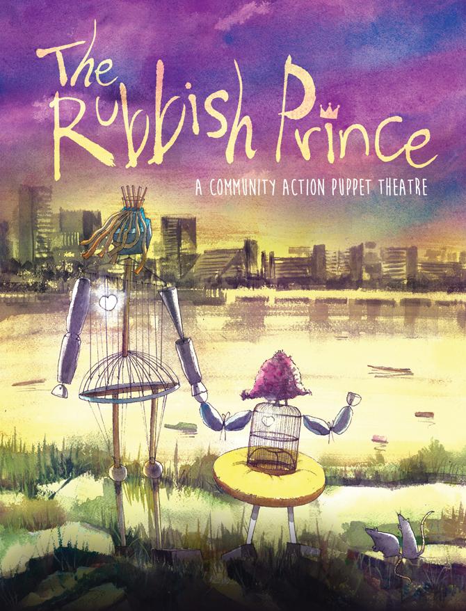 AYN Rubbish Prince