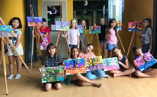 Abrakadoodle Enrolment Week: Free Art Classes!