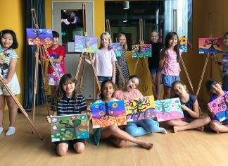 Abrakadoodle Enrolment Week: Free Art Classes!