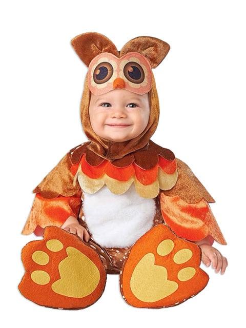 Absolute Costumez baby owl costume