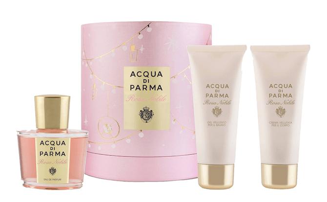 Acqua Di Parma Rosa Nobile Holiday Set