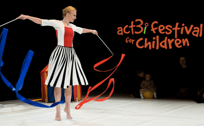 ACT3i Festival for Children: Workshop by Dansema Dance Theatre