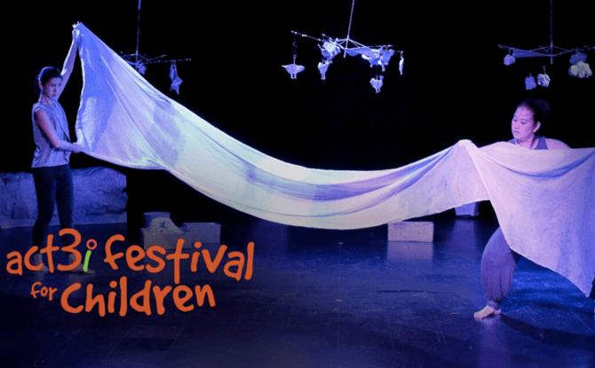 ACT3i Festival for Children: Archipelago