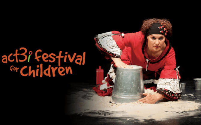 ACT3i Festival for Children: Circles in the Sand