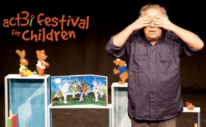 ACT3i Festival for Children: Crikecrak