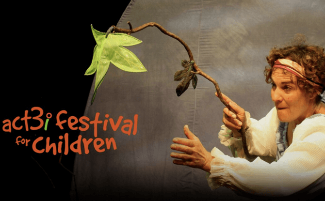 ACT3i Festival for Children: Leaf