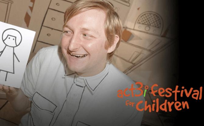 ACT3i Festival for Children: Paperbelle