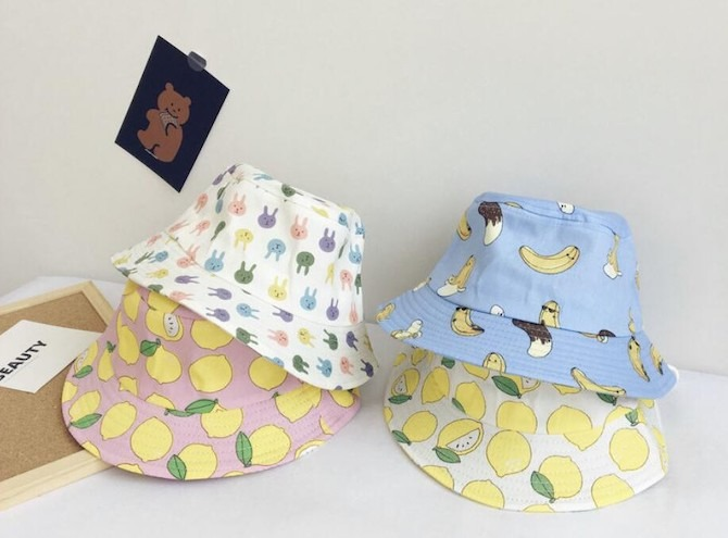 Kids Cotton Hat