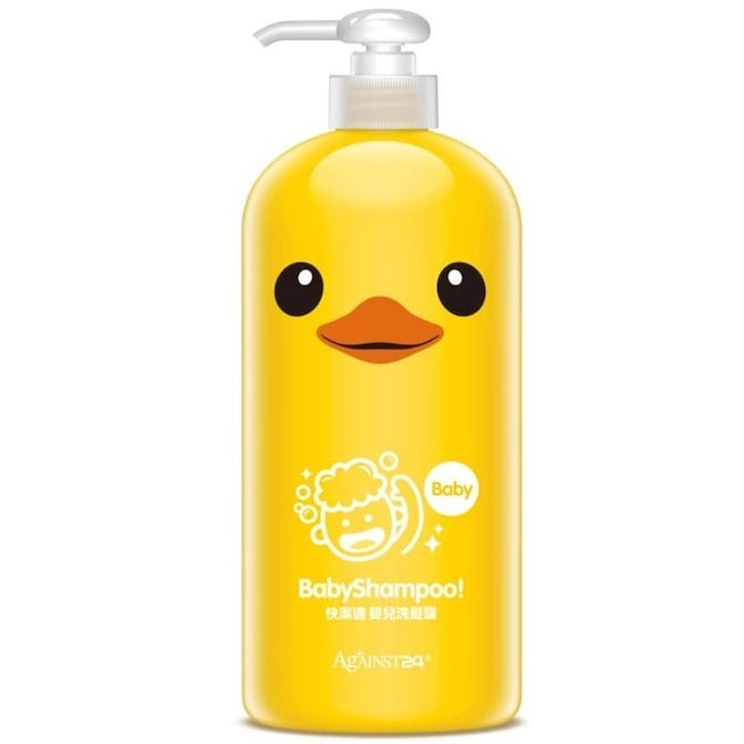 Against24 baby shampoo