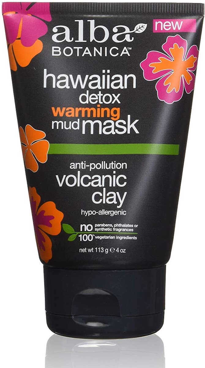 Alba Botanica Hawaiian Detox Warming Mud Mask