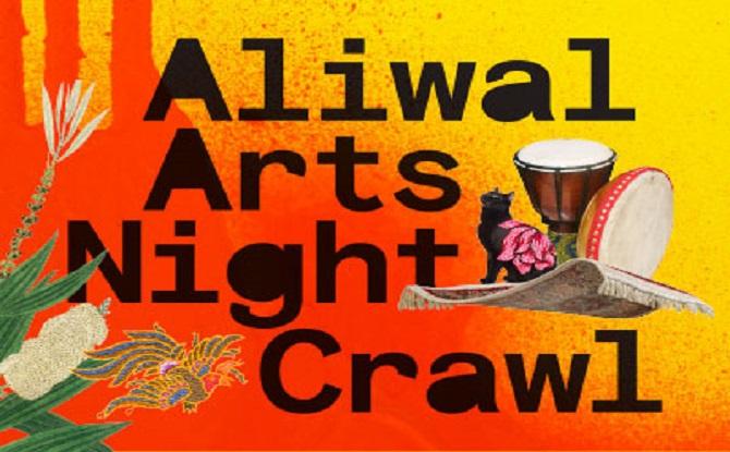 Aliwal Arts Night Crawl 2019 1
