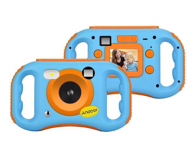 Andoer CDE7 WiFi Kids Creative Camera