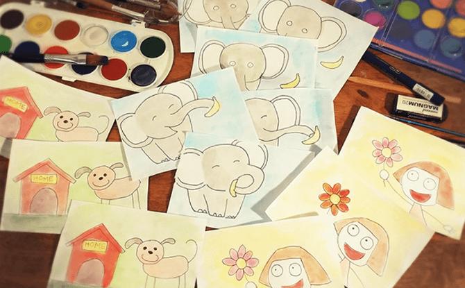 Parent-Child Workshop: Animate-a-Story!