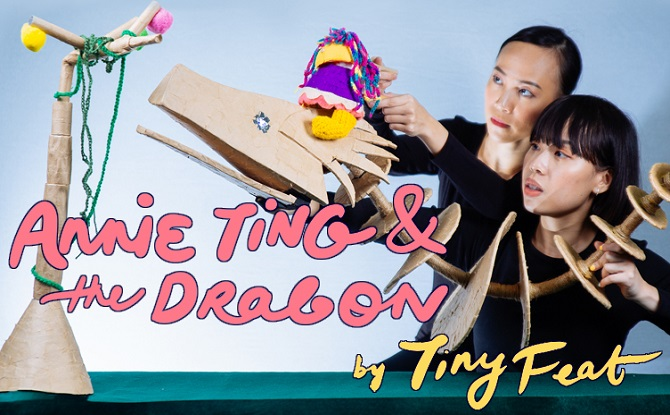 Annie Ting and the Dragon by Tiny Feat