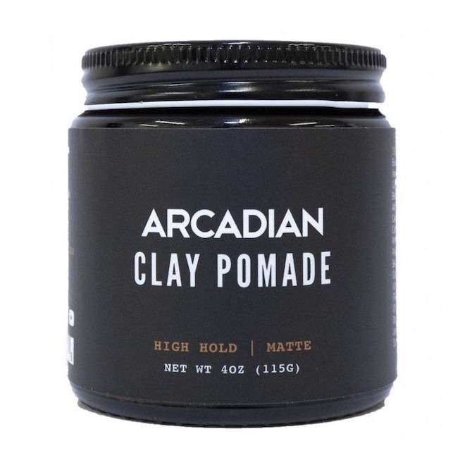 Arcadian Grooming Clay Pomade