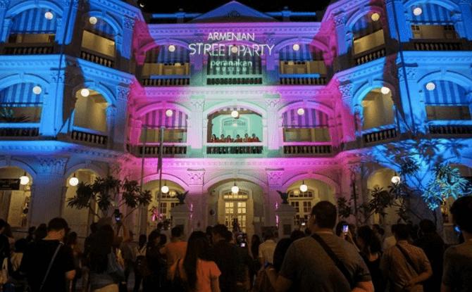 Armenian Street Party