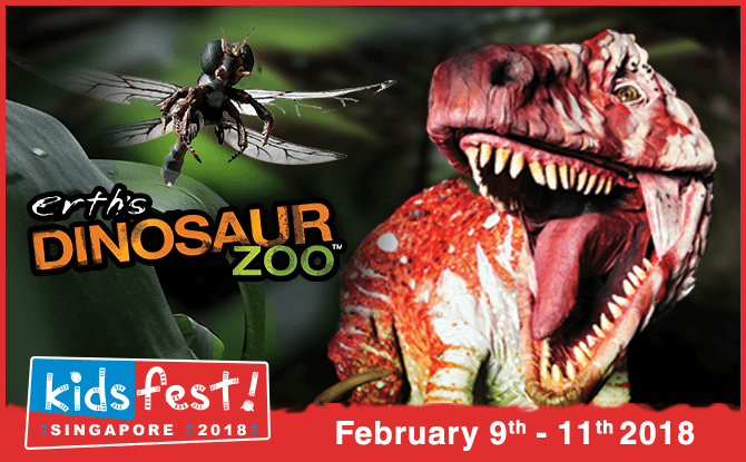 KidsFest! 2018: Dinosaur Zoo