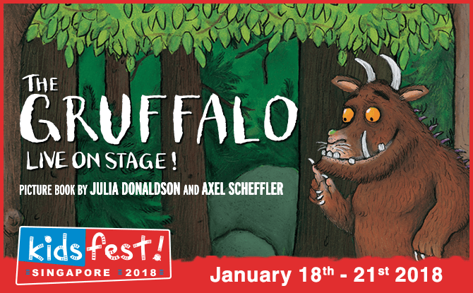 KidsFest! 2018: The Gruffalo