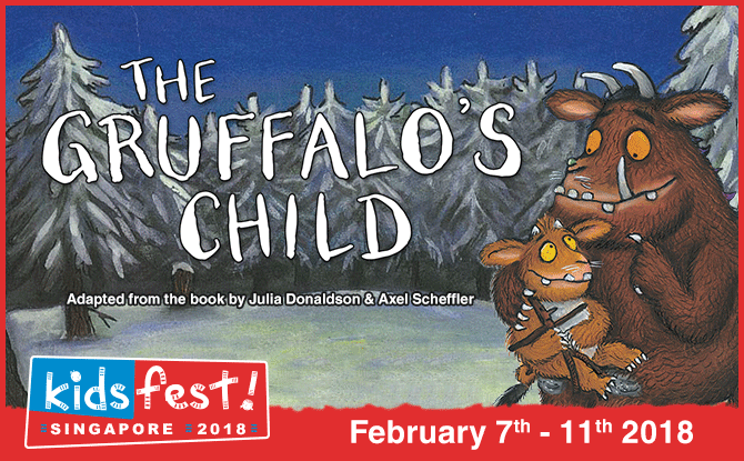 KidsFest! 2018: The Gruffalo's Child