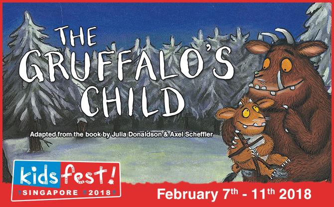 KidsFest! 2018: The Gruffalo's Child