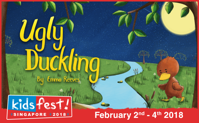 KidsFest! 2018: Ugly Duckling