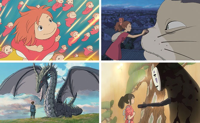 Studio Ghibli Releases 400 Still Images To Download For Free