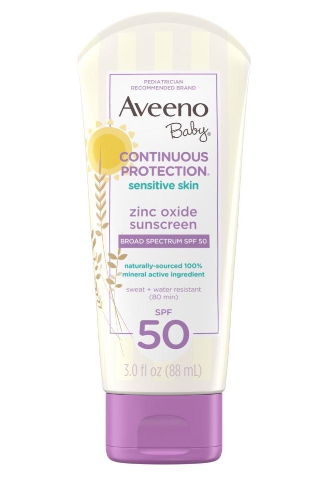 Aveeno Baby Zinc Oxide Sunscreen