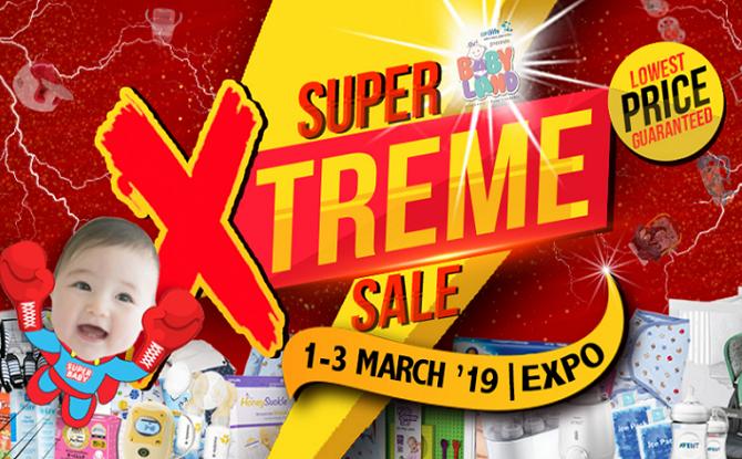 BabyLand Super Xtreme Sale
