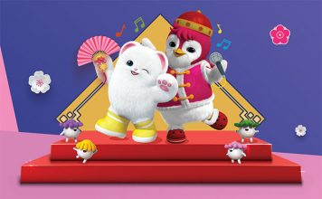 HarbourFront Centre Is Celebrating Chinese New Year 2019 With The First-Ever Badanamu Live Performance In Singapore, Interactive Activities, Auspicious Giveaways And More
