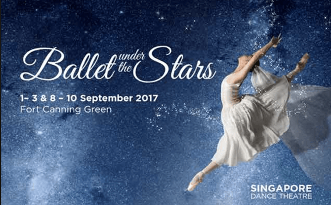 Ballet Under the Stars Presented by Singapore Dance Theatre