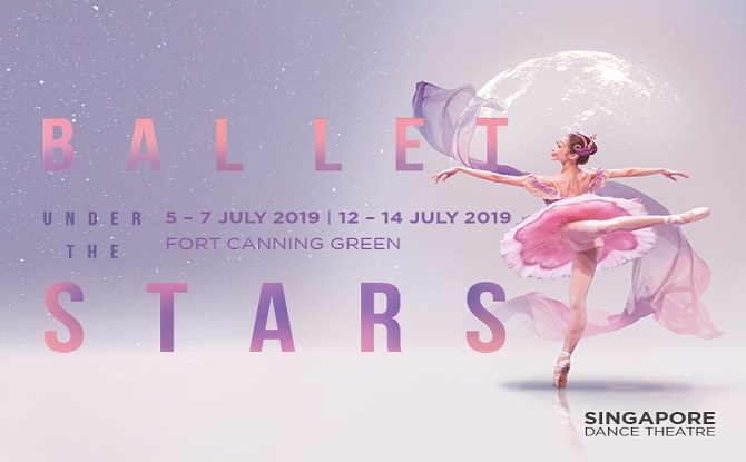 Ballet Under the Stars 2019 Presented by Singapore Dance Theatre