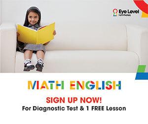 Eye Level Free Lesson