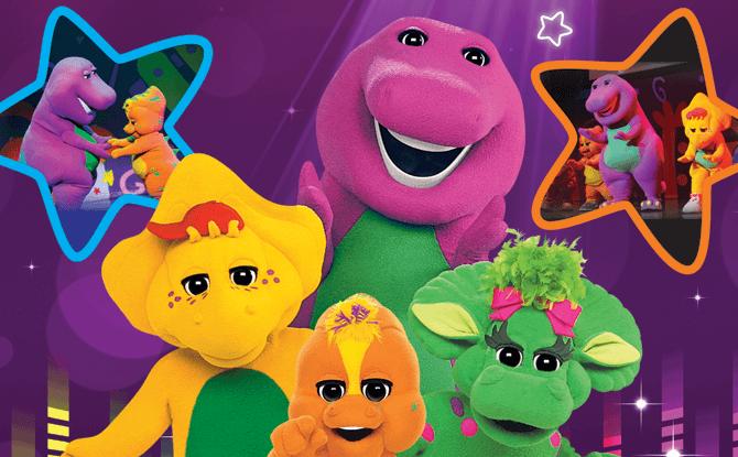 Barney's Greatest Hits