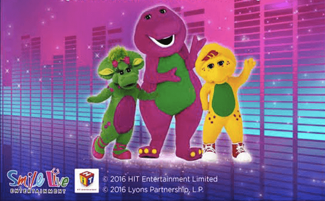 Barney & Friends Favourite Hits