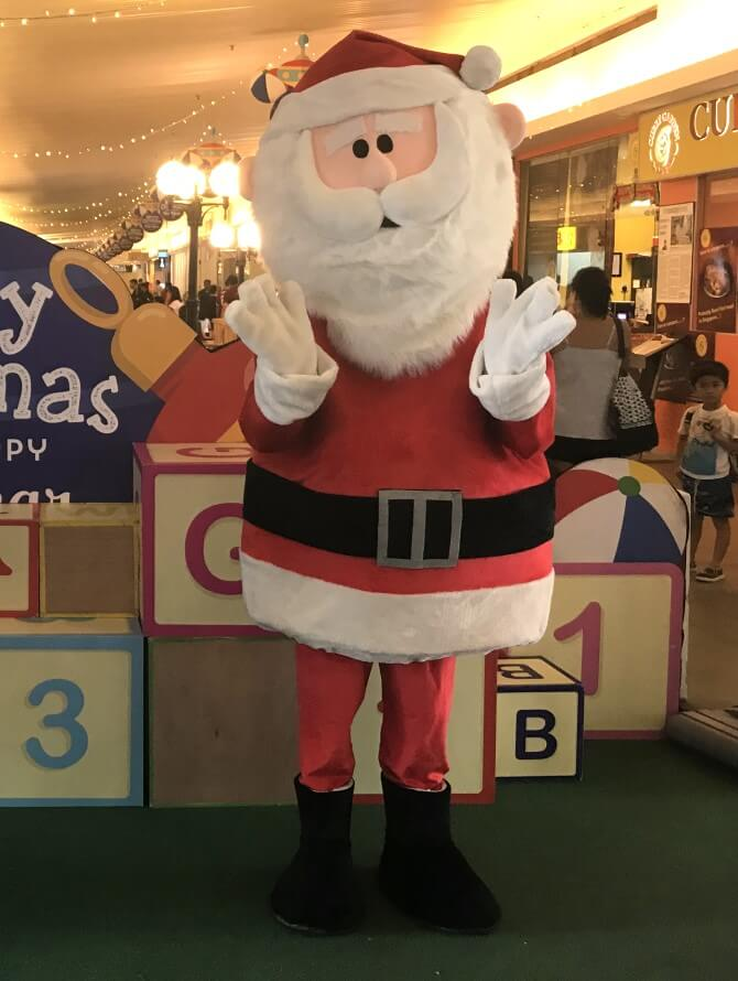 Bedok Point Santa 2
