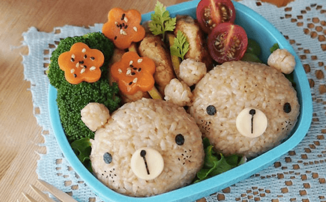 Octoburst Bento workshop