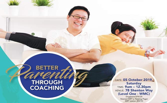 Better Parenting Through Coaching