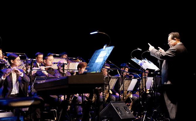 Big Band Sunday: Jazz Association Singapore Youth Orchestra (JassYO!)