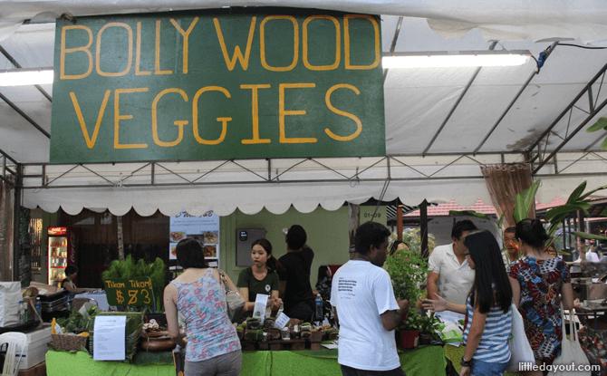 Bollywood Veggies