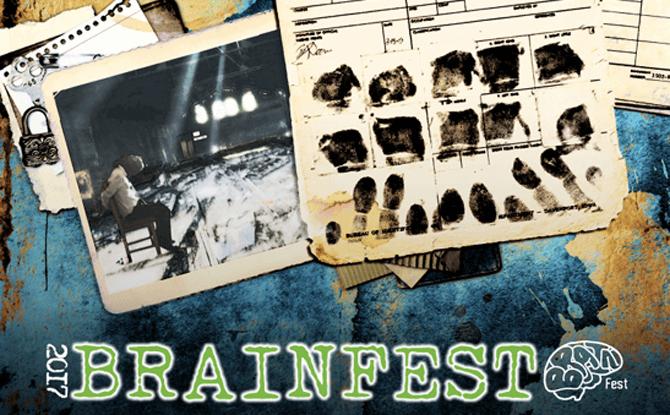 Brain Fest: Crime City (Mass Escape Game)