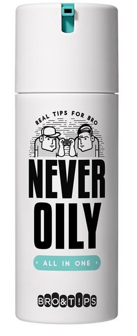 Bro&Tips Never Oily All-In-One