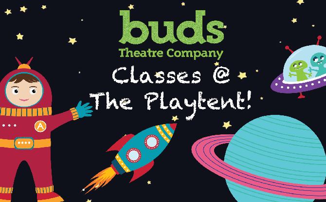 Buds Theatre Classes @ The Playtent