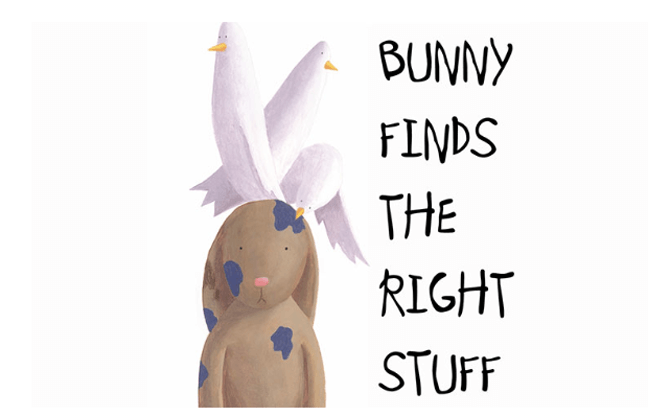 PLAYtime! 2018  Bunny Finds the Right Stuff