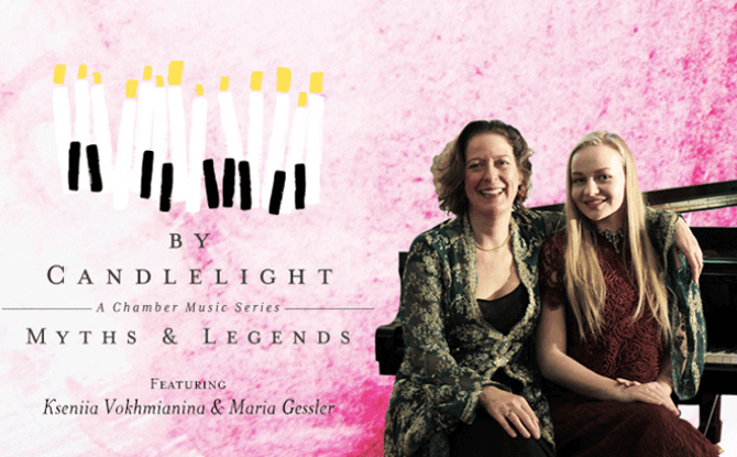 By Candlelight: Myths and Legends