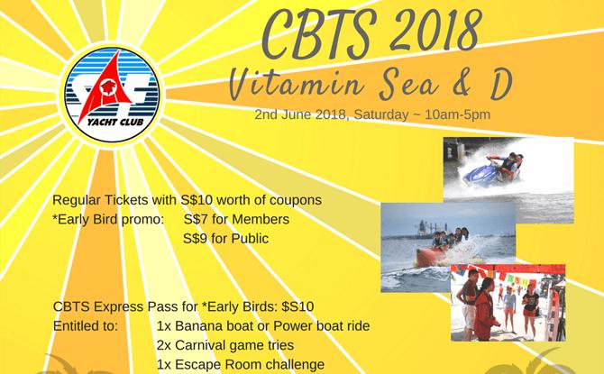 CBTS 2018: Vitamin Sea & D