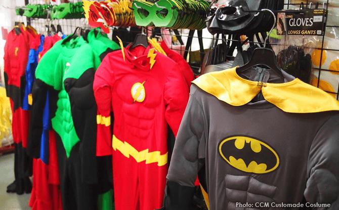 CCM Customade Costume