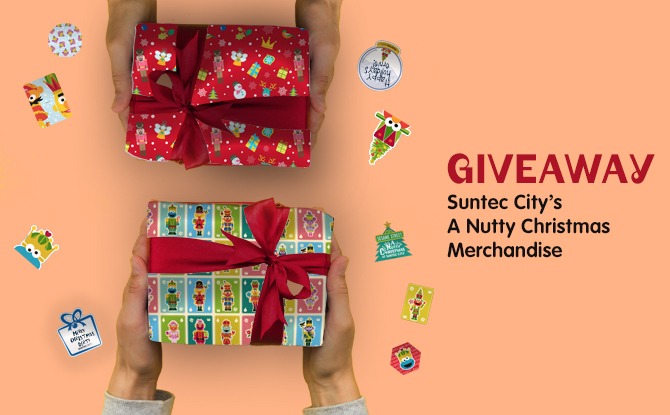 Suntec City Sesame Street A Nutty Christmas Giveaway