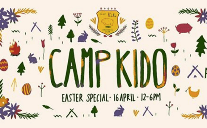 Camp Kido Easter Special