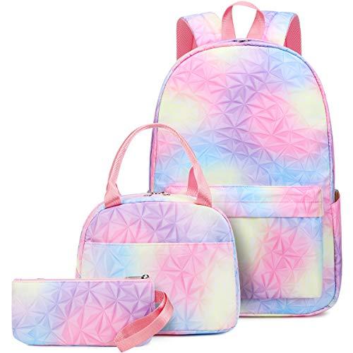 Camtop 3-in-1 School Backpack Set
