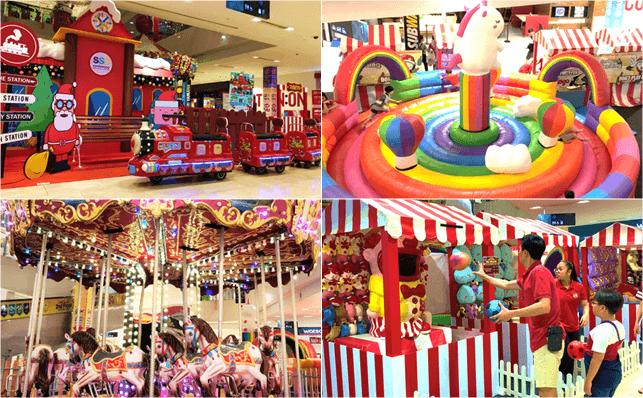 Sembawang Shopping Centre Christmas: It's A Jolly Jingle Jamboree At Sembawang Shopping Centre With A Carnival, Cute Christmas Crafts, Santa Appearances & More